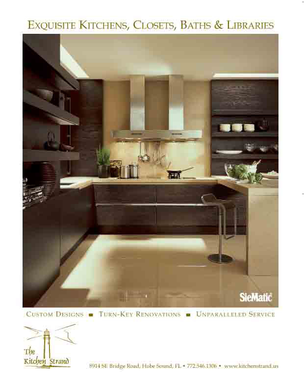 Kitchen Design Advertisement