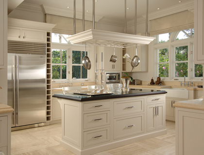 Gallery. Transitional Kitchens: A Fusion Of Both Traditional And  Contemporary Design Elements
