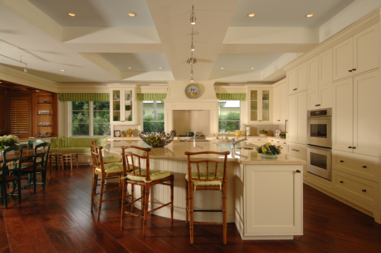 Transitional Kitchens: A fusion of both traditional and ...